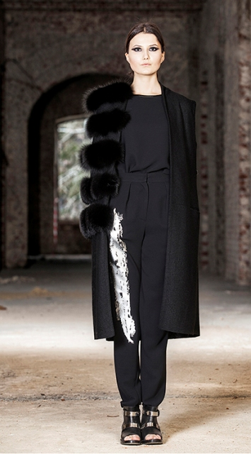 Keti Chkhikvadze Fall/Winter 2013-2014