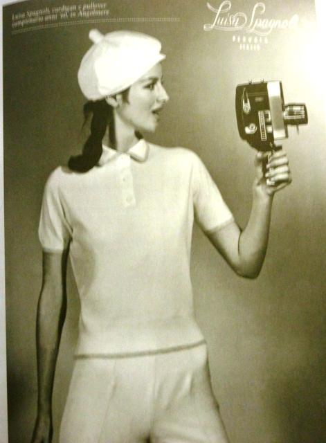 Luisa Spagnoli from the Sixties