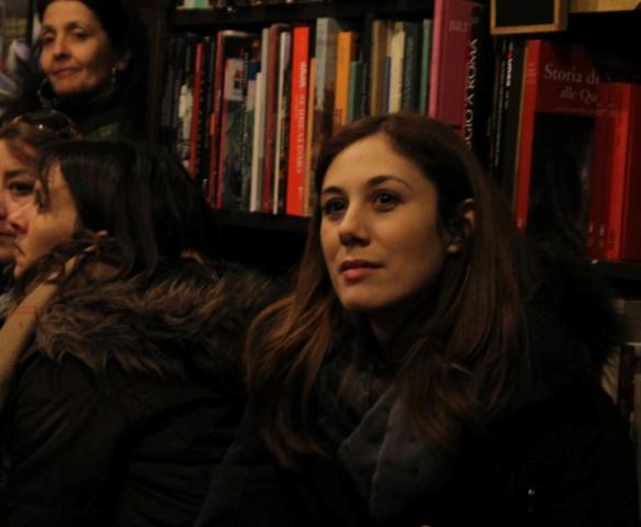 Valeria Offenheimer, photo by Giorgio Miserendino
