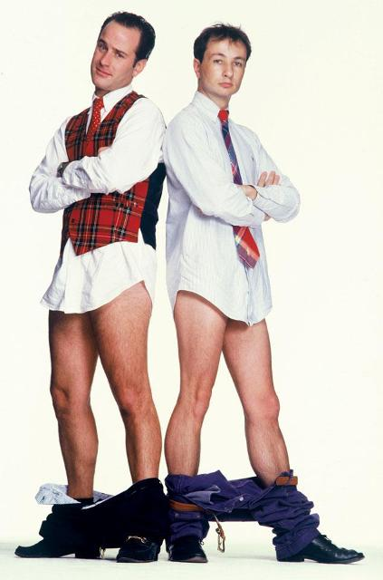 Randy Barbato & Fenton Bailey