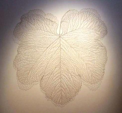 The leaf, Kwang Heo Jong, photo by Giorgio Miserendino