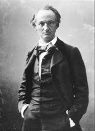 Charles Baudelaire, photo by Félix Nadar