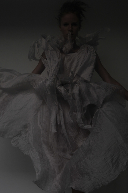 Elena Dawson Spring/Summer 2013, photo by Harris Kyprianou, courtesy of Black Celebration