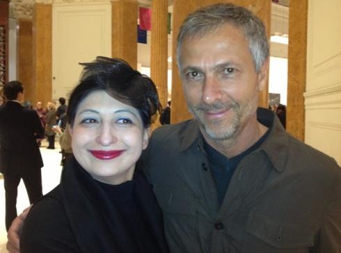 Humberto Campana and me