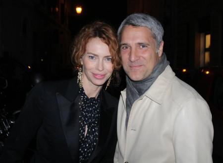 Yvonne Sciò and Enrico Quinto, photo by Giorgio Miserendino