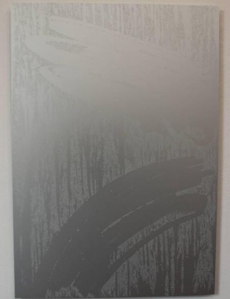 The enchanting work evoking vapour by Prem Sahib