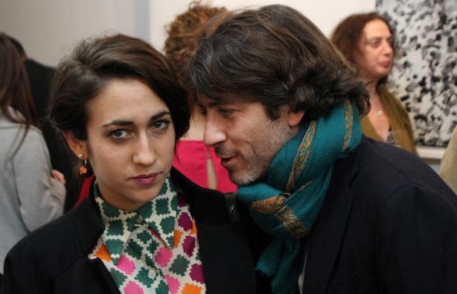 Delfina Delettrez and a friend, photo by Giorgio Miserendino