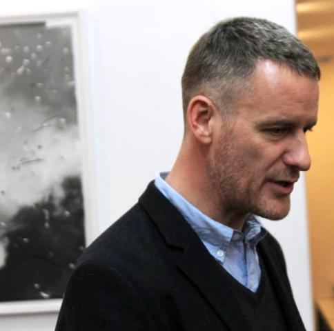 Lorcan O' Neill, photo by Giorgio Miserendino