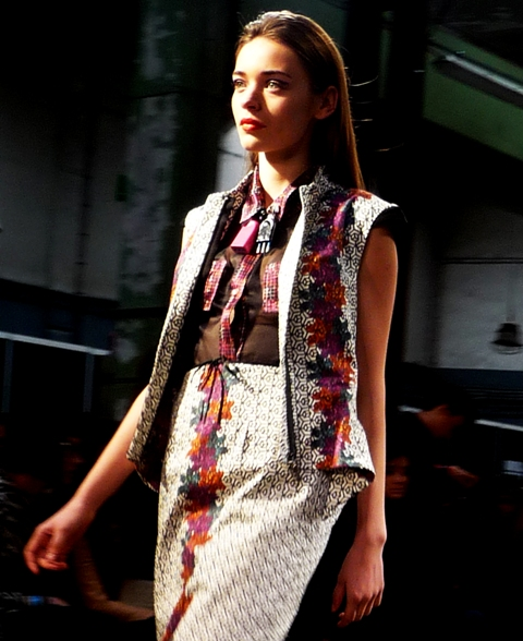 Lucia Rousseau Spring/Summer 2013