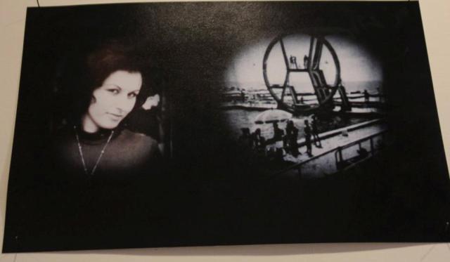 Myriam B, photo by Giorgio Miserendino