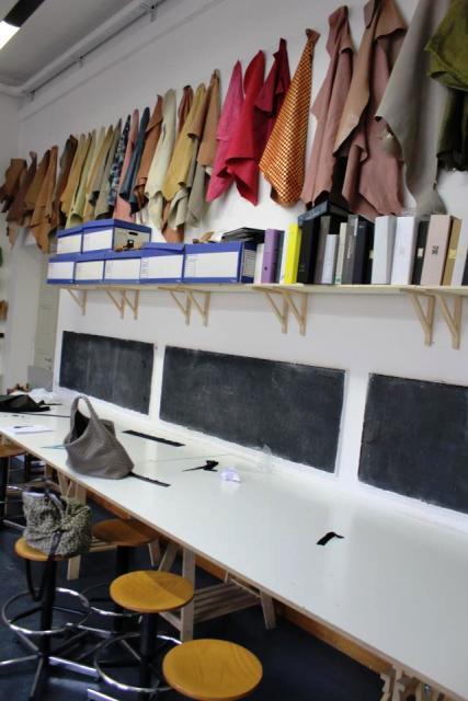 The Rome Fashion & Costume Academy, photo by Giorgio Miserendino