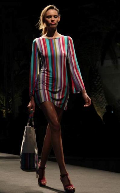 The fashion show featuring Gallo, photo by Giorgio Miserendino