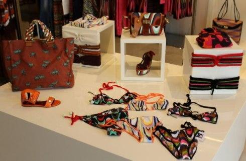 the boutique of M Missoni, photo by Giorgio Miserendino