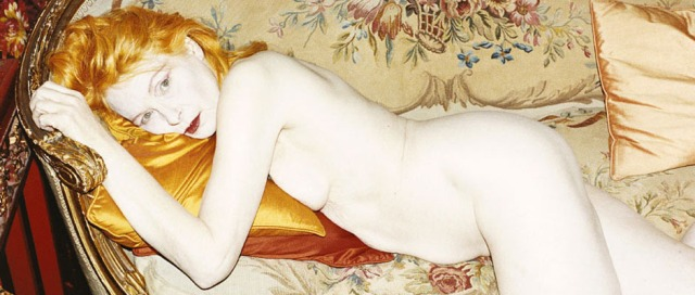 Vivienne Westwood, photo by Juergen Teller