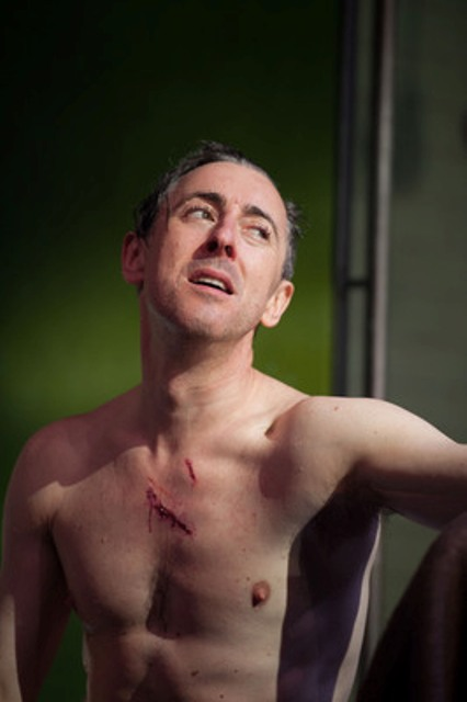 Alan Cumming in Macbeth