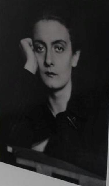 Ghitta Garrell, photo by Giorgio Miserendino