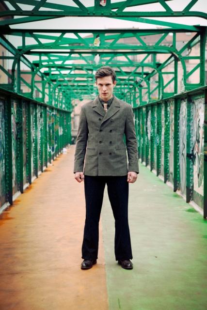 photo by Davide Aichino, clothes by Technobohemian by John Malkovich