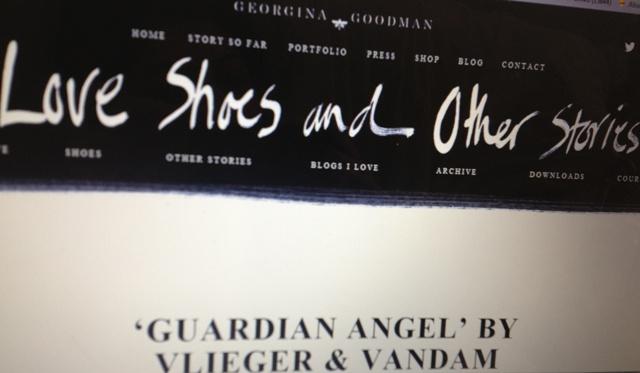 The blog by Georgina Goodman