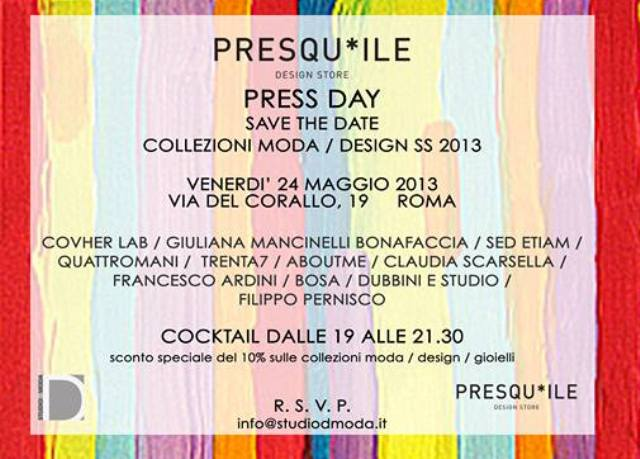 giuliana press day