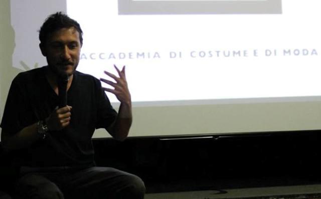 Marco De Vincenzo, photo by Giorgio Miserendino