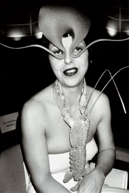 Isabella Blow, editor-in-chief of Tatler magazine