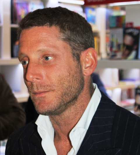 Lapo Elkann, photo by Giorgio Miserendino