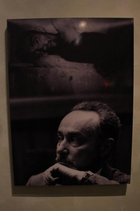 Primo Levi, 5th January 1975, photo by Primo Levi