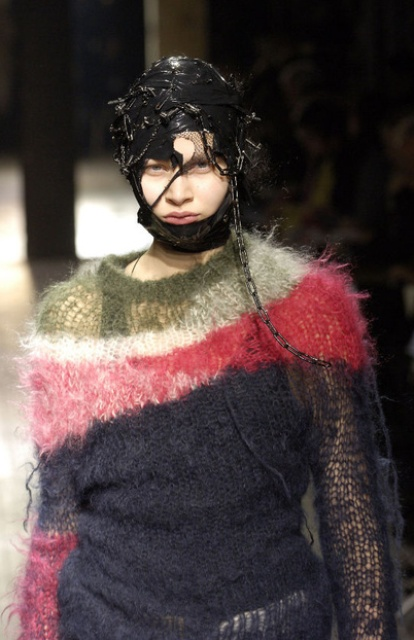 Junya Watanabe, Fall/Winter 2006-2007, photo courtesy of Met Museum