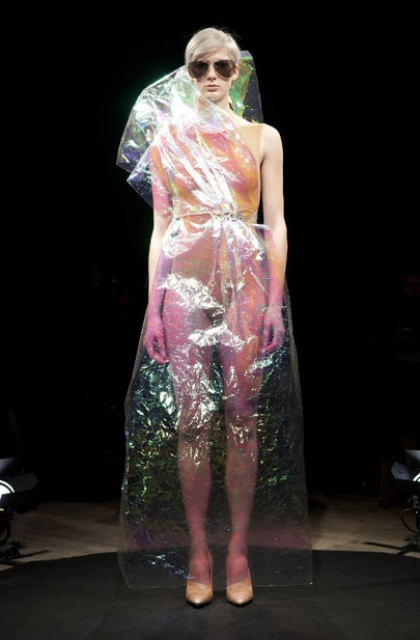 Maison Martin Margiela, Spring/Summer 2011, photo courtesy of Met Museum