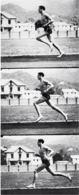 Ottavio Missoni, 1939, photo courtesy of Vogue.it