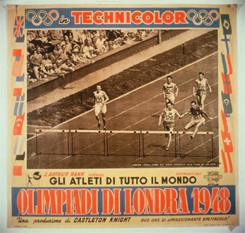 Ottavio Missoni, London Olympic Games, photo by Vogue.it