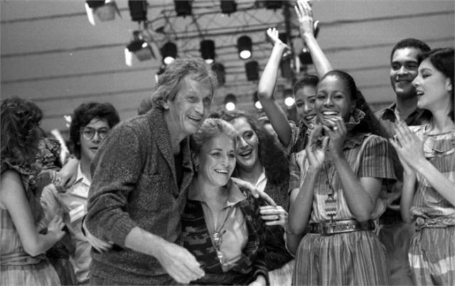 Ottavio Missoni, Milan, 1982, photo courtesy of Vogue.it