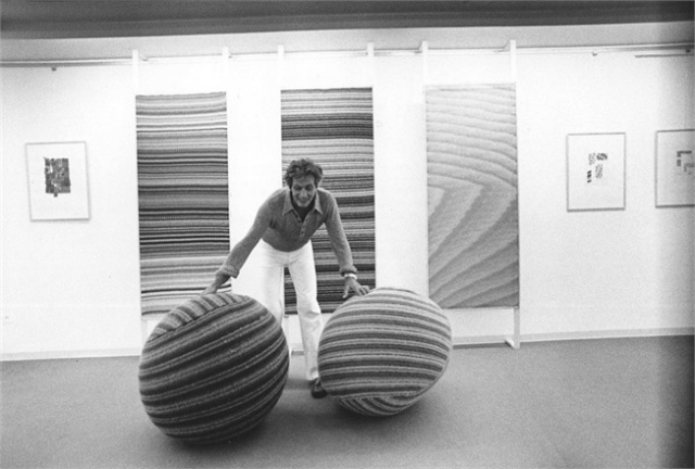 Ottavio Missoni, September 1975, photo courtesy of Vogue.it