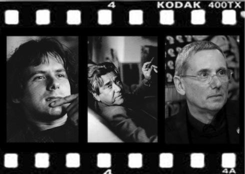 Gordon  Matta, Sebastian Matta and Pablo Echaurren