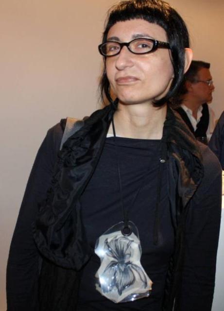 Myriam Bottazzi aka Myriam B., photo by Giorgio Miserendino