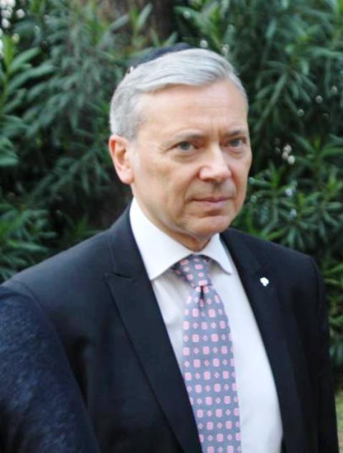 Sandro Di Castro, photo by Giorgio Miserendino