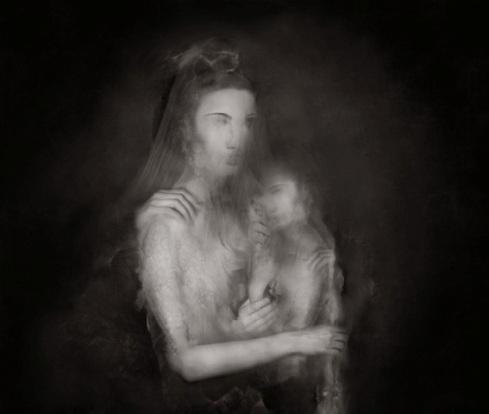 La Femme ed l' enfant, Thomas Devaux
