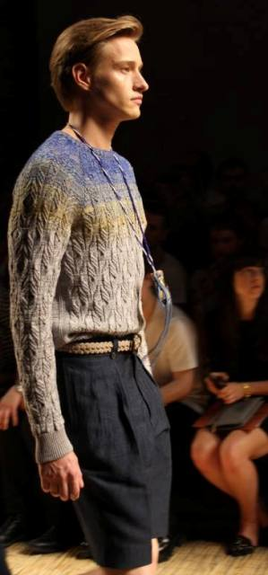 Missoni Spring/Summer 2014, photo by Giorgio Miserendino