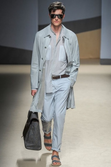 Trussardi Spring/Summer 2014, photo courtesy of Fabio Sapienza