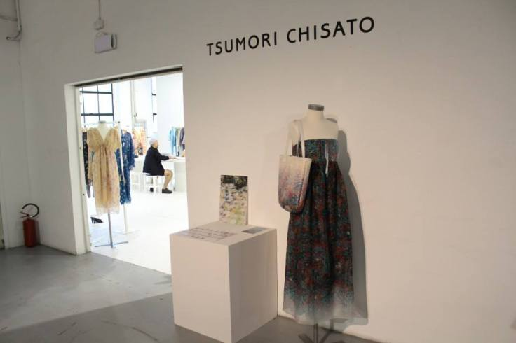 Tsumori Chisato Spring/Summer 2014, photo by Giorgio Miserendino