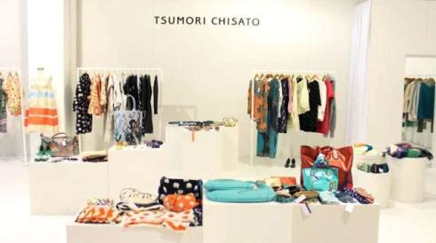 Tsumori Chisato Spring/Summer 2014, photo by Giorgio Miserendino