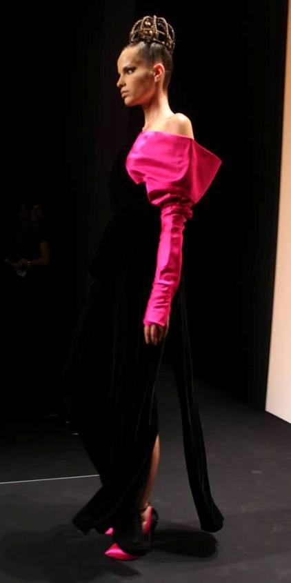 Jean Paul Gaultier, photo by Giorgio Miserendino