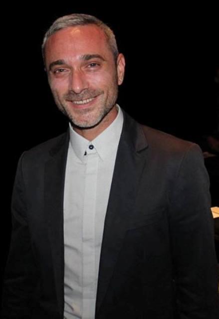 Olivier di Gianni, photo by Giorgio Miserendino