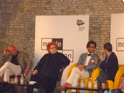Lapo Cianchi, Giusi Ferrè, Cristiano Seganfreddo, Federico Sarica