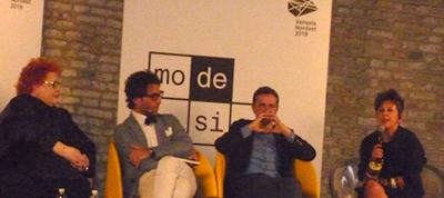 Giusi Ferrè, Cristiano Seganfreddo, Federico Sarica, Maria Luisa Frisa