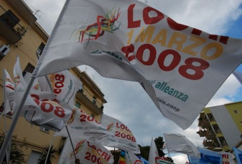The Locri Alliance March to release Calabria from precariousness and fighting against mafia