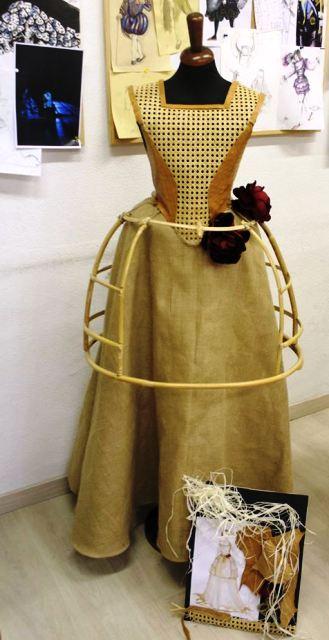The Rome Costume & Fashion Academy, photo by Giorgio Miserendino