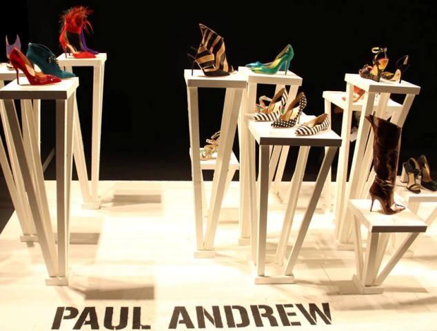 Paul Andrew, photo by Giorgio Miserendino