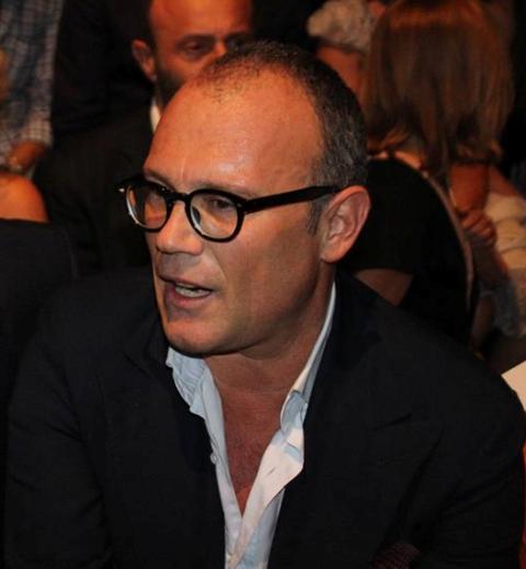 Cesare Cunaccia, photo by Giorgio Miserendino