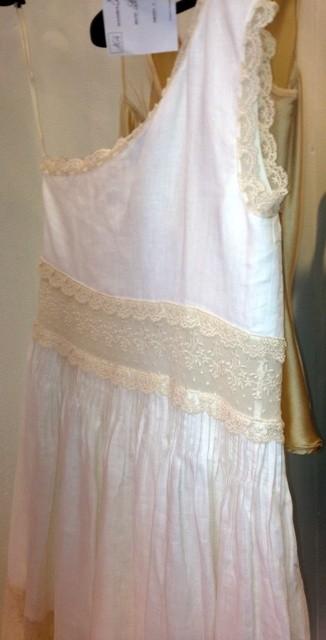 Dress by Luisa Beccaria, donated by Isabella Borromeo